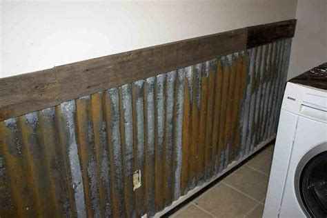 tin room 17 best ideas about corrugated tin on rustic landscaping metal planters and