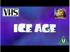 Opening To Ice Age Uk Vhs 2002 - AgaClip - Make Your Video ... Madagascar 2005 Vhs