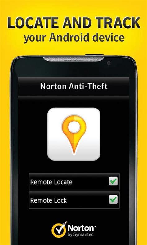 norton full version apk norton anti theft encuentra tu android perdido o robado