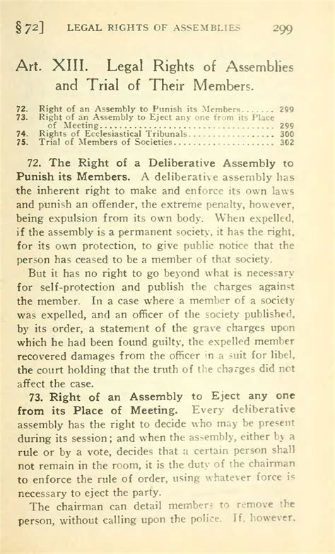 printable version of robert s rules of order page robert s rules of order 1915 djvu 305 wikisource