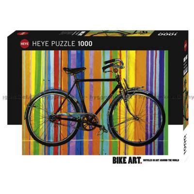 Heye Puzzle 29541 Freedom Deluxe 1000 Pcs Brick Terbaik k 248 b frihed og luksus 1000 brikker billigt