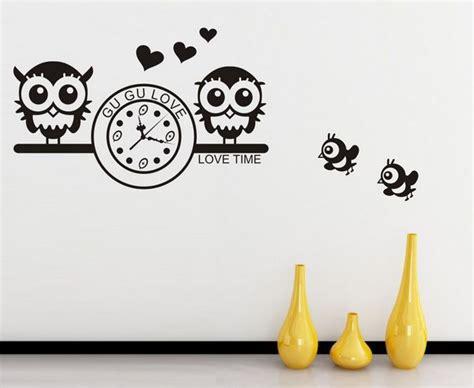 Diy Sparkly Sticker Unik Dan Bagus jual wall clock 3d diy clock jam dinding stiker harga