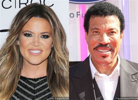 khloe kardashian and her real father khloe kardashian laughs off lionel richie real dad rumor