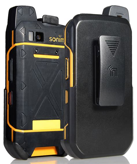 sonim xp7 jpg black belt clip holster case stand for sonim xp7 phone