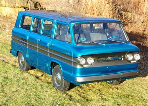 chevy greenbrier rampside vw bus westfalia volkswagen rambler  ford