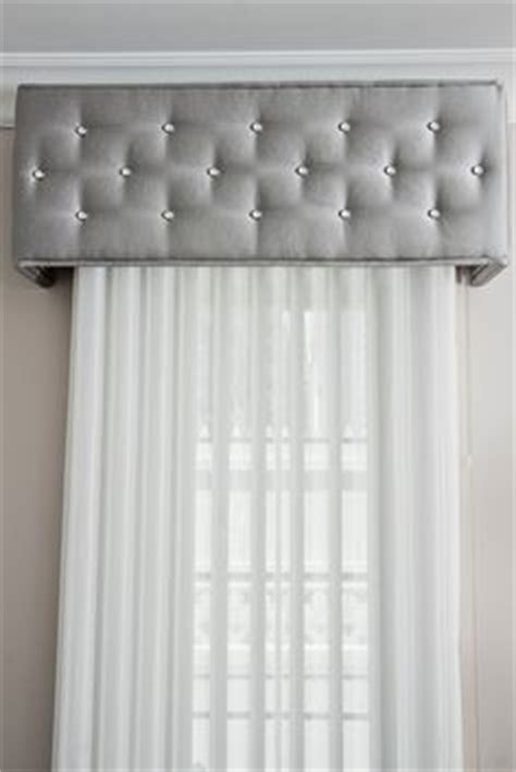 Upholstered Cornice Box Cornice Designs And Window Treatments On
