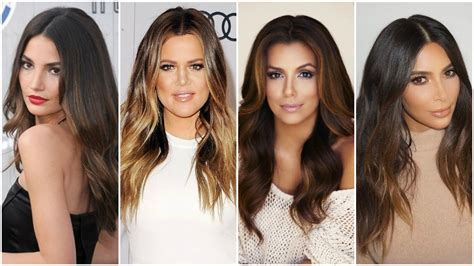 colors that look on brown skin how to choose the best hair color that will suit you the