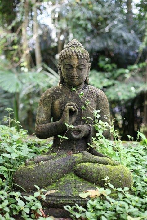 Bouddha Pour Jardin Zen