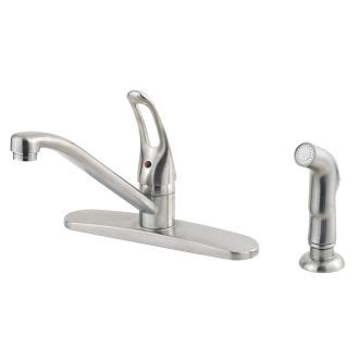 Price Pfister Classic Kitchen Faucet by Faucet F Wkp 533s In Stainless Steel By Pfister