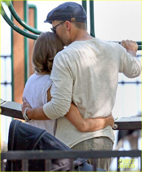 Tom Brady Gisele Bundchen In by Tom Brady Enjoys A Day At The Playground With His Family