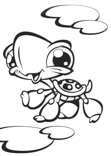 littlest pet shop coloring pages coloring pages to print