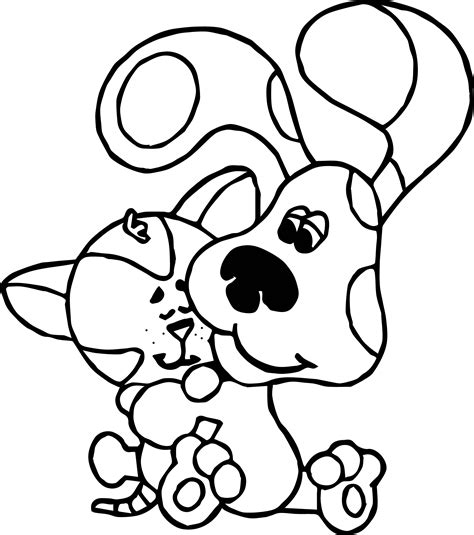 puppy blues color by number puppy blue coloring page