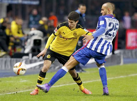 christian pulisic minutes played christian pulisic the us teen living the borussia