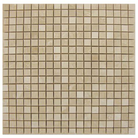 botticino marble tile 5 8 x5 8 tumbled wholesale marble tiles