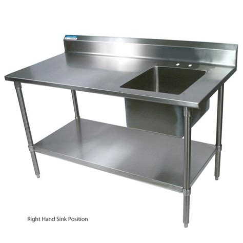 stainless steel prep sink shain stainless steel prep sink w stainless steel base