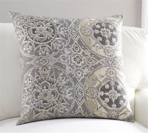 jacquelyn print pillow cover pottery barn