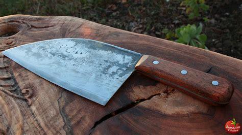 unusual handcrafted kitchen knives almazankitchen