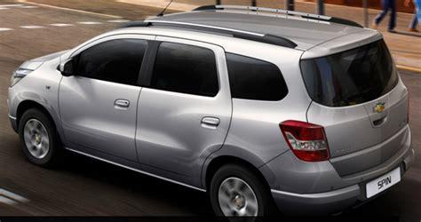 Lu Mobil Belakang chevrolet spin mobil alternatif buat keluarga indonesia