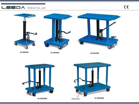 Hydraulic Table Lift by China Hydraulic Lift Tables Hl Md Series Photos