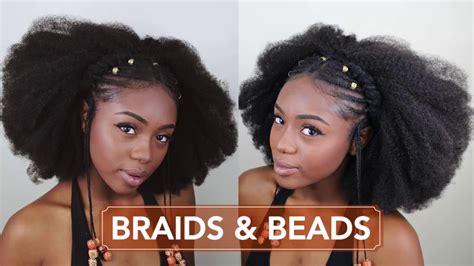 how to make fulani hairstyle braids n beads alicia keys fulani inspired natural