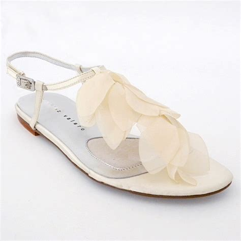 Brautschuhe Flach Ivory by Flat Ivory Wedding Shoes Cherry