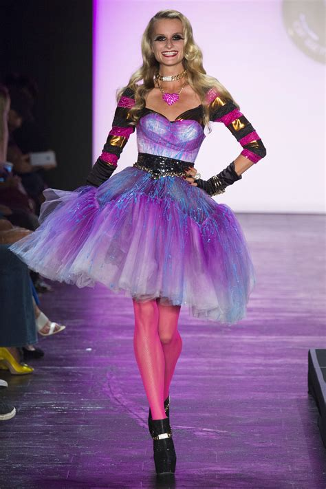 Betsey Johnson betsey johnson new york fashion week show summer