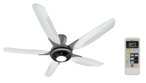 light with kdk ceiling fan led l 150cm with 5 blades with remote