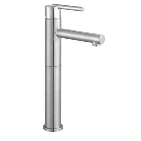 design house bathroom faucets design house geneva single hole single handle vessel