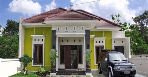 desain rumah minimalis  arsitektur  menawan mampir ngombe