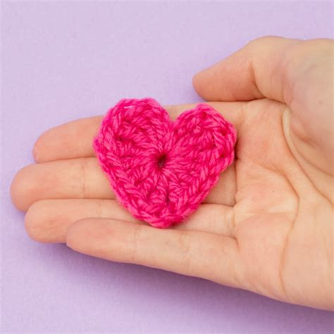 heart pattern in crochet how to crochet a heart easy search results calendar 2015