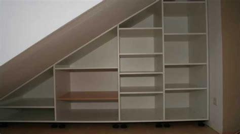 bauanleitung schrank dachschräge kleiderschrank selber bauen dachschr 228 ge tesoley