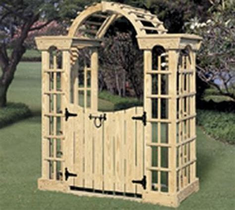 Garden Arbor With Gate Home Depot Arbors With Gates Www Imgkid The Image Kid Has It