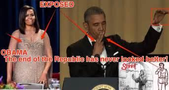 obama white house correspondents satanic may day ritual