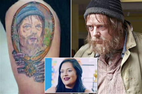 tattoo fixers ian beale great british bake off winner nadiya hussain bestowed