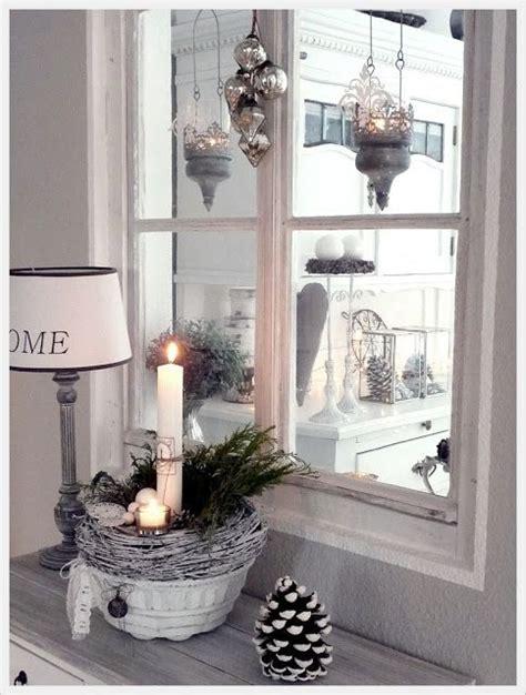 Weihnachtsdeko Fensterbank Shabby by Fensterbank Deko Weihnachten Weihnachtsdekoration