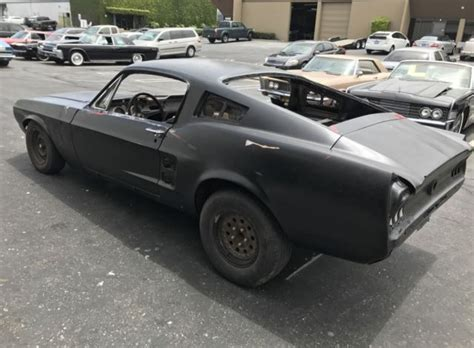 1967 fastback mustang project for sale 1967 ford mustang fastback project car