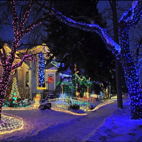 yeg christmas spots 164 best lights in canada images on winter canada and rope lights