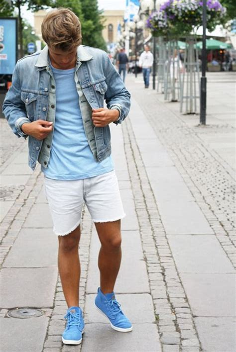 The White Jean Is All About And Summer by 101 Mens Fashion Style Ideas To Impress Your