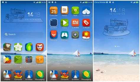 miui themes for mi3 philippines miui theme now available for download