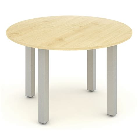 Circular Meeting Table Impulse Circular Meeting Table As Office Furniture
