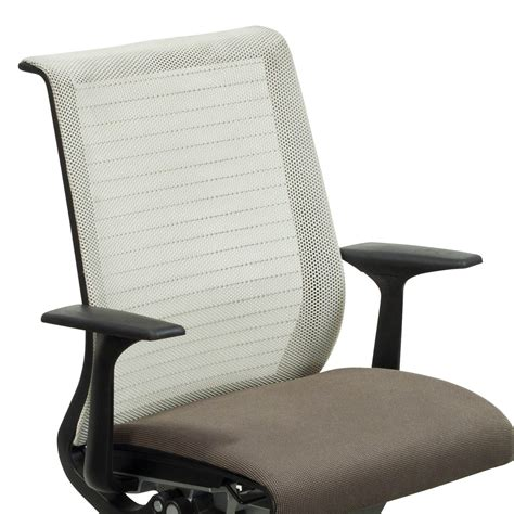 Think Chair Steelcase by Steelcase Think Used Mesh Back Conference Chair Brown National Office Interiors And Liquidators