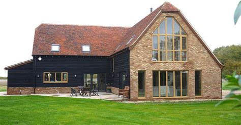 barns potton self build homes