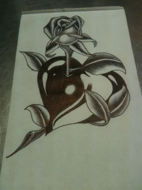 imagenes de rosas y corazones para dibujar dibujos a l 225 piz con corazones dibujos a lapiz