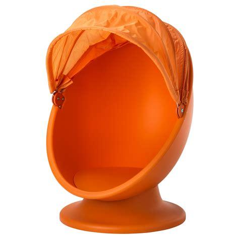 ikea ps stuhl ikea ps l 214 msk swivel chair orange light orange ikea ps