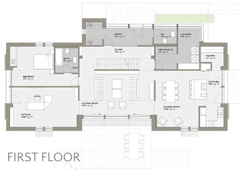 barn house floor plan evodomus custom designed ultra energy efficient prefab