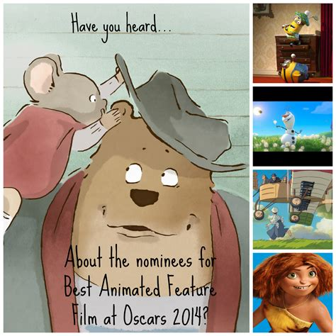 best animated 2014 the 5 best animated feature oscars 2014