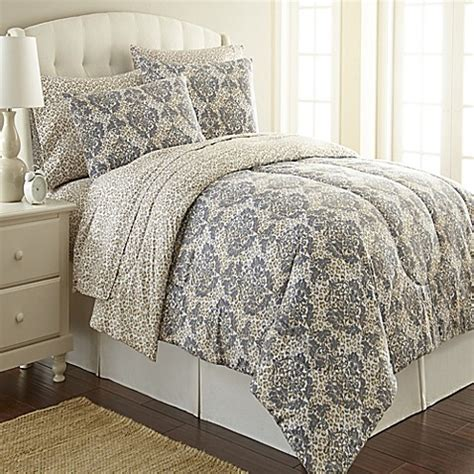 twin flannel comforter buy micro flannel 174 twin comforter set in leopard damask
