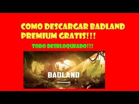 badland premium apk descargar badland premium gratis