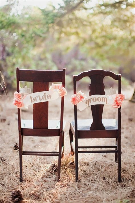 And Groom Chair by And Groom Chair Decor Being Creative