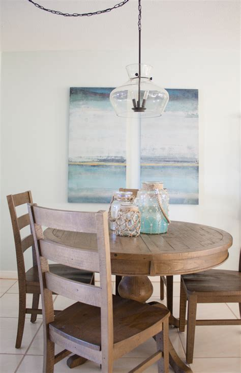 coastal dining room coastal dining room decor the lilypad cottage